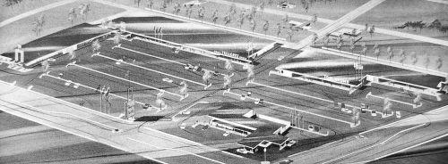 casa-view-village-shopping-center_dallas-mag_april-1955