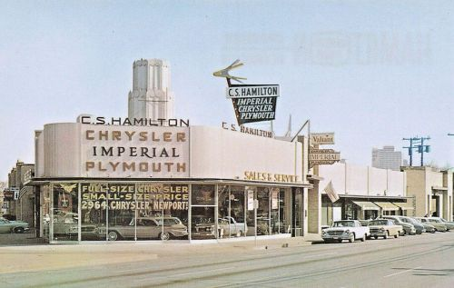 hamilton-car-dealership_cedar-springs-at-maple_ca-1962_ebay
